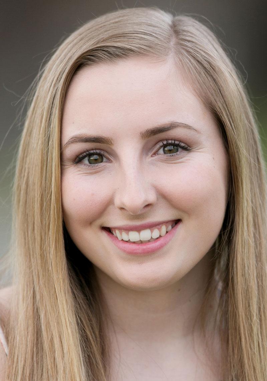 Lauren - another happy smile!